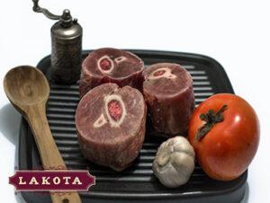 Ossobuco de ternera Lakota
