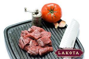 Goulash para sudar Lakota